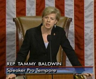 Rep. Tammy Baldwin, D-Wis.